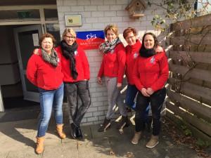 Een aantal dames van het Ambulant Verpleeg Technisch Team heeft afgelopen zaterdag mee gedaan aan NL doet. Zij hebben een aantal cliënten van de Baalderborg een gezellige dag bezorgt!